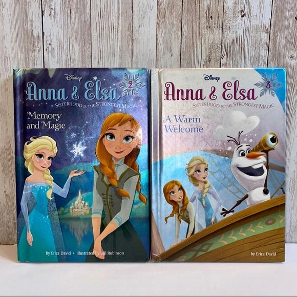 Disney's Frozen Chapter Books